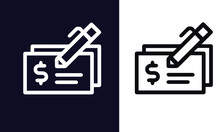 Banking And Accounting Icons ...