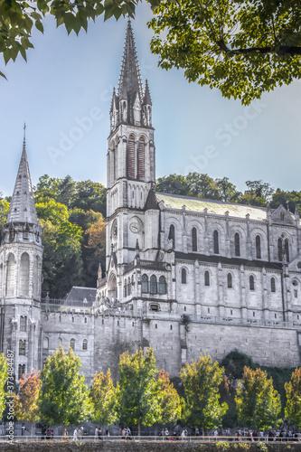 Photo Virgin of Lourdes