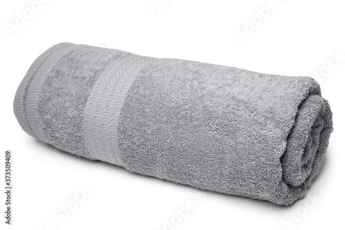 Bath towel Canvas Print