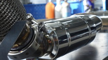 Exhaust Pipes For A Performanc...