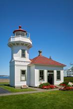 Mukilteo Lighthouse Washington...