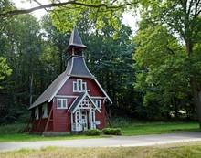 Holzkapelle Ralswiek Aus Dem J...