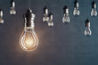 Creative decorative light bulb