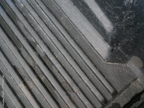 closeup of truck liner texture background. Slika na platnu