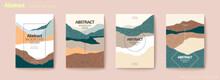 Flat Mountain Layers Flyer Set