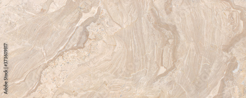 Foto Marble Texture Background, Natural Beige Colored Polished Marble Texture for Abs