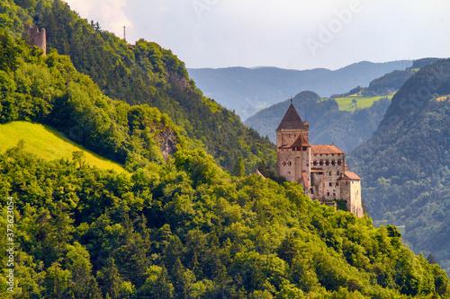 Fotografia Castillo alpino