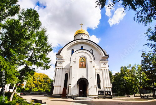 church of the archangel michael Fototapete