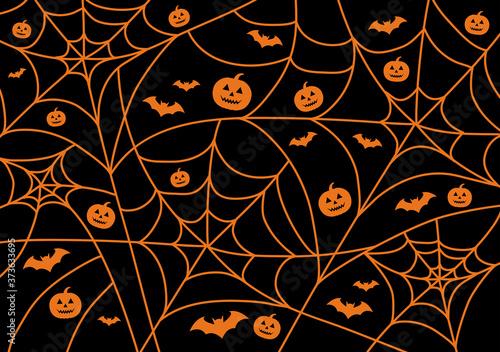 Slika na platnu Halloween background