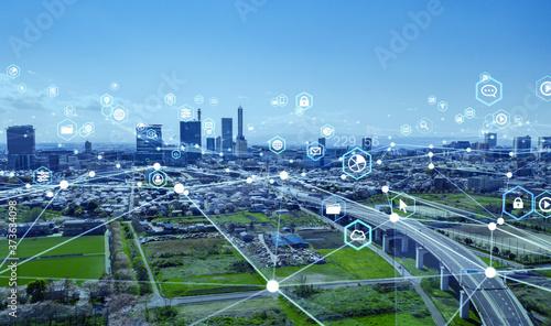 都市とネットワーク スマートシティ