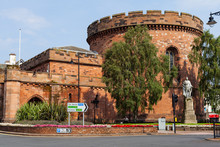 Carlisle Citadel Tower 25 08 2020 In Carlisle, UK