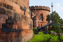 Carlisle Citadel 25 08 2020 In Carlisle, UK