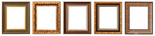 Frames Baguettes Gold Silver S...