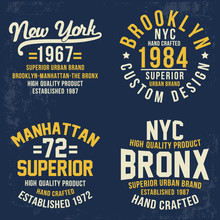 Vintage Theme Typography For T...