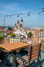 Roof Top Terrace With A View O...