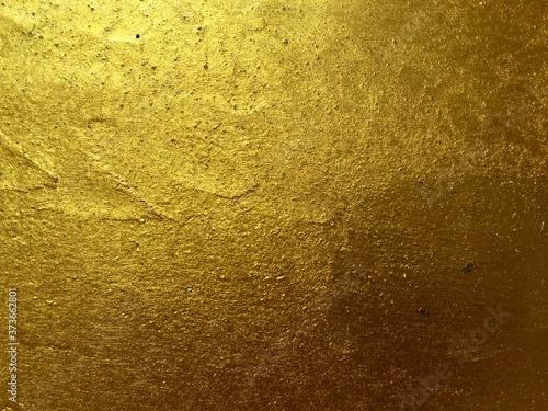 Slika na platnu gold metal texture