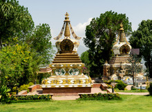 Nepal Kathmandu The Kopan Mona...