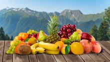 Fresh Fruits. Tropical Fruits ...