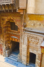 The Public Baths - Hammam Inal In Al-Muizz Street, Cairo, Egypt