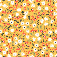 Cute Hand Drawn Floral Ditsy S...