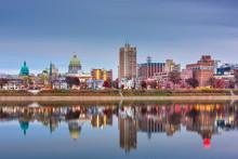 Harrisburg, Pennsylvania, USA ...