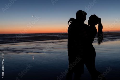 Foto Amor al atardecer II
