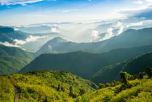 Huge Himalaya Mountains Layer ...