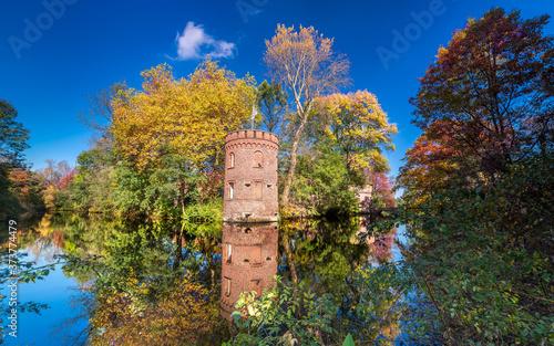 Photo Jahreszeiten rings um Schloss Bladenhorst