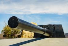 Gun Battery Of Castillitos, Sp...