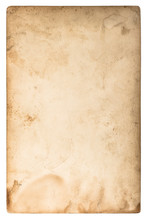 Aged Stained Paper Background ...