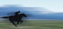 Pony Express Illustration - An...