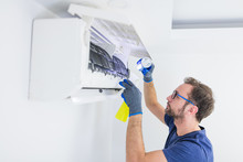 Aircondition Service And Maint...