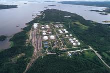 Fuel Storage Tank Facility Aer...