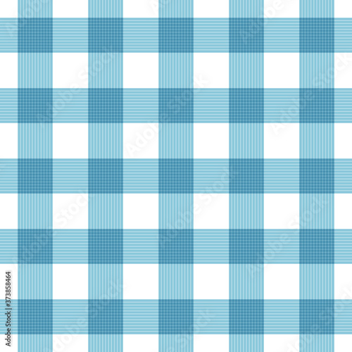 Tapety do aneksu kuchennego  vector-seamless-plaid-checkered-gingham-pattern-background-blue-white-fabric-texture-abstract