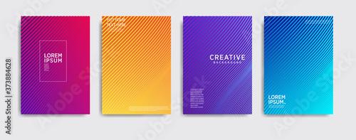 Fotografiet Minimal covers design