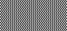 Black. Seamless Chevron Zigzag Pattern Vector Chevrons Wave Line. Wavy Stripes Background. Retro Pop Art 80's 70's Years. Funny Zig Zag Sign. Texture Of Fabric Or Paper Scrapbook. Line Pattern