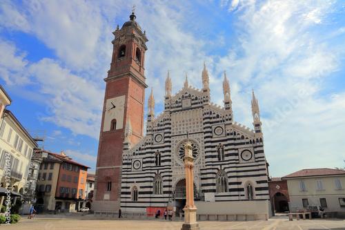 Fototapeta Duomo di Monza, 26 Agosto 2020