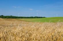 A Rural Landscape Somewhere In...
