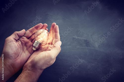 Obraz na plátně Education and business concept image