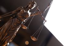 Scales Of Justice, Justitia, L...