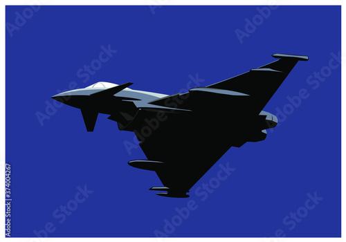 Foto Eurofighter Typhoon