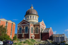 Historic St Mary's Basilica 1905 In Invercargill, South Island, New Zealand