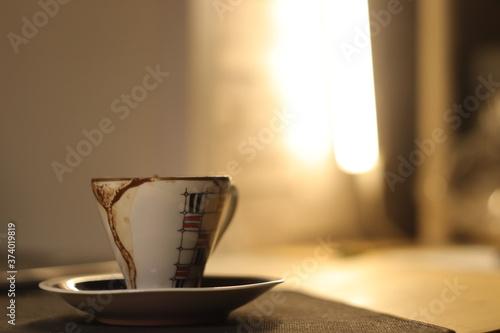 Obraz na plátně Perfect coffee 1