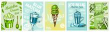 Matcha Green Tea Poster. Healt...