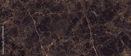 Obraz na plátne Marble Texture Background, Natural Breccia Marble Texture Used For Abstract Inte