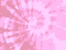 Vector Flower Tie Dye. Beautif...