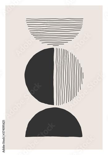 modna-abstrakcyjna-estetyczna-kreatywna-minimalistyczna-artystyczna-recznie-rysowane-kompozycja