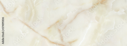 Fotografia Marble Texture Background, Real Natural Italian Slab Marble Stone Texture For In