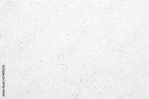 White recycle kraft paper cardboard surface texture background Fotobehang