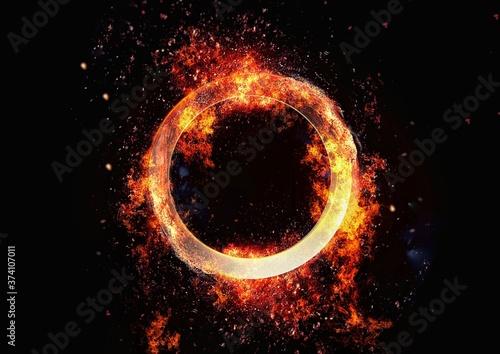 Photo 火の輪